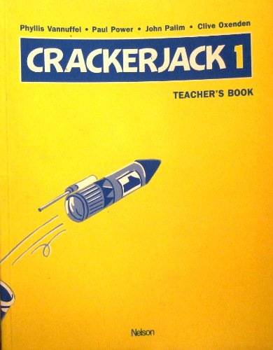9780175563005: Crackerjack: Teachers' Book Level 1 (Primary courses & materials - crackerjack)