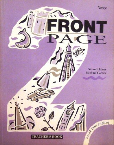 9780175563265: Front Page: Teachers' Book Bk. 2