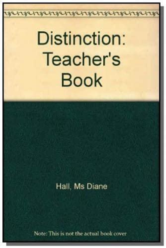 9780175563968: Distinction: Teacher's Book