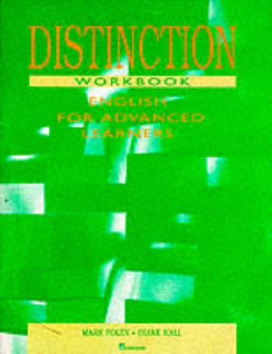 9780175563975: Distinction: Workbook