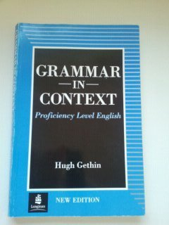9780175564200: Grammar in Context: Proficiency Level English (2nd Edition)