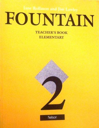 9780175564453: Fountain: Teacher's Book 2 Elementary Level