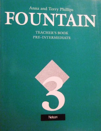 9780175564484: Fountain: Teachers' Book 3 Pre-intermediate Level