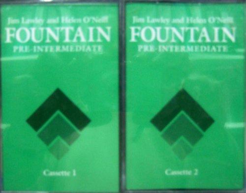 9780175564491: Fountain: Pre-Intermediate (2 Cassette Set): Pre-Intermediate Lev