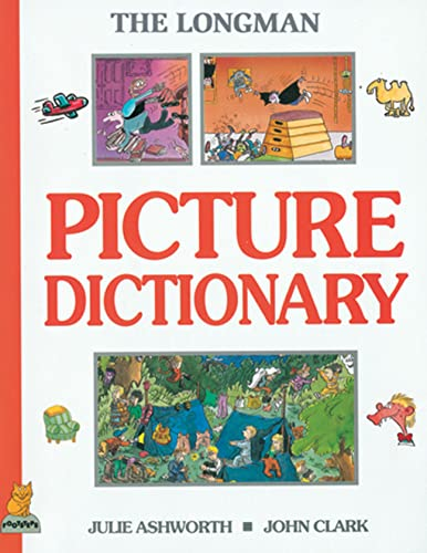 Longman Nelson Picture Dictionary (Primary Courses &: Ashworth, Julie, Clark,