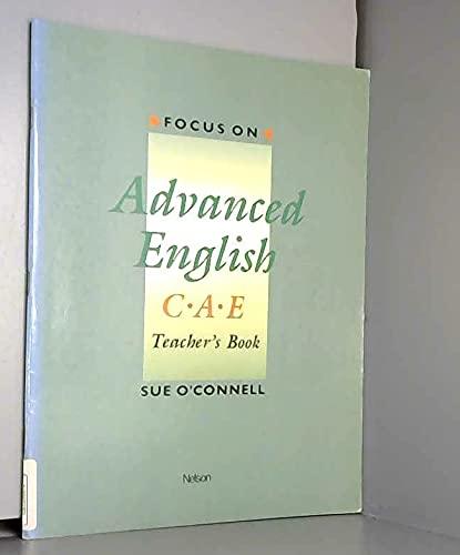 9780175564804: Focus on Advanced English: C.A.E.