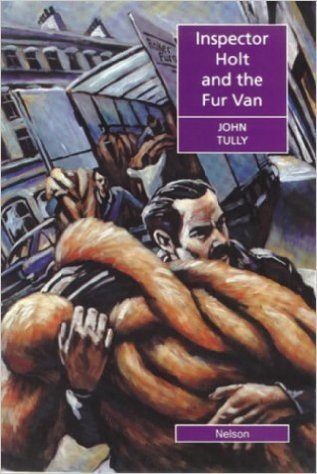 9780175565597: Inspector Holt and the Fur Van (Penguin Joint Venture Readers)