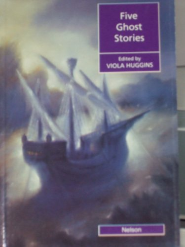 9780175565771: Five Ghost Stories: Level 3 - Lower-Intermediate (Nelson Readers)