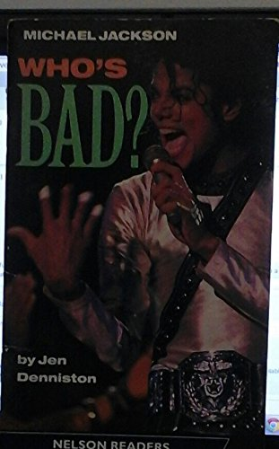 9780175565832: Michael Jackson: Who's Bad? (Nelson Graded Readers)