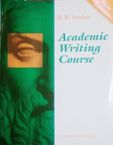 9780175566242: Academic Writing Course (Nelson skills programme - writing skills)