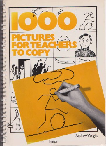 9780175566303: 1000 Pictures for Teachers to Copy (Teachers resource materials)