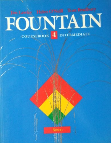 9780175566631: Fountain: Coursebook 4 Intermediate Level
