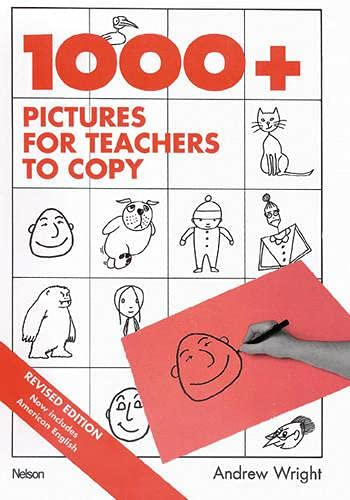9780175568789: One Thousand Plus Pictures for Teachers to Copy (General Methodology)