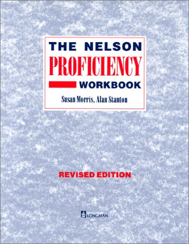 9780175568888: The Nelson Proficiency Course: Workbook (The Nelson proficiency workbook)