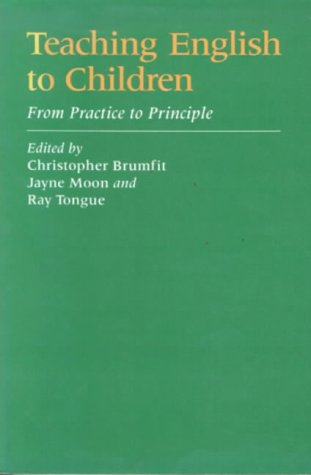 9780175568895: Teaching English to Children: From Practice to Principle