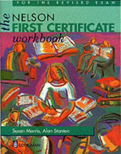9780175569212: The Nelson First Certificate Course: Without Key