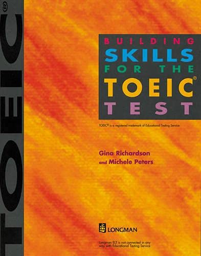 9780175569397: Building Skills for the TOEIC Test