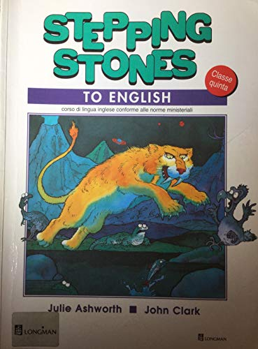 9780175569571: Stepping Stones for English - Level 3: Students' Book (STTO)