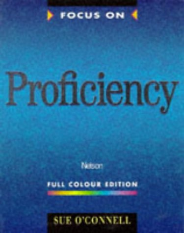 9780175569816: Focus on Proficiency: Student's Book (CPE)