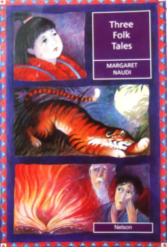 9780175570416: Three Folk Tales (Nelson Graded Readers)