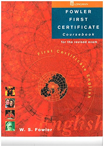9780175570829: New First Certificate English: Coursebook (FCE)