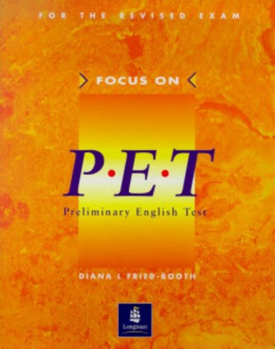 9780175571192: Focus on PET Students' Book