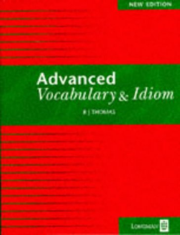 9780175571260: Advanced Vocabulary and Idiom