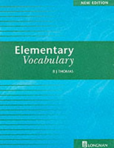 9780175571284: Elementary Vocabulary (General Skills)