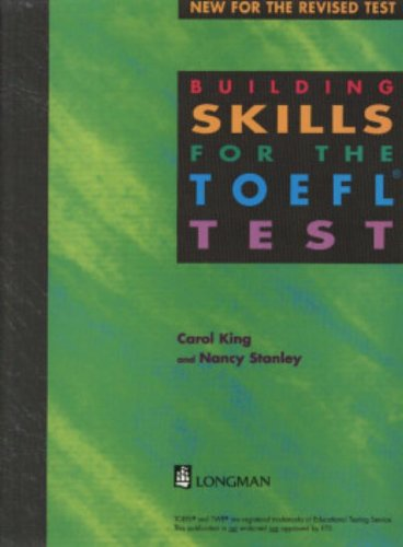 9780175571345: Building Skills for the Toefl Test