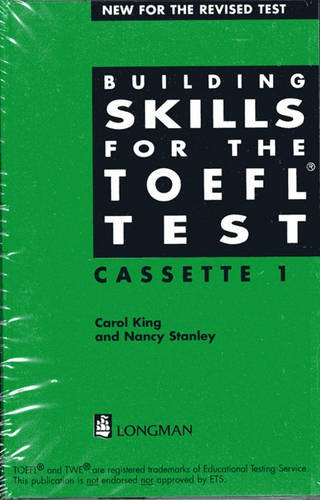 9780175571369: Building Skills for the TOEFL