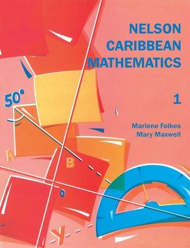 9780175663743: Nelson Caribbean Mathematics 1 (Bk.1)