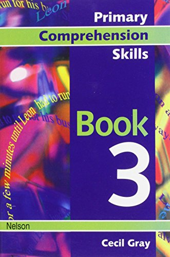 9780175664177: Primary Comprehension Skills - Book 3 (Bk.3)