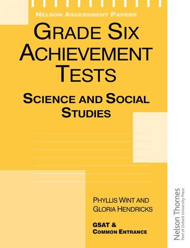 9780175664368: Grade Six Achievement Tests Assessment Papers Science and Social Studies