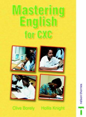 9780175664580: Mastering English for CXC