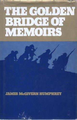 9780176006907: The golden bridge of memoirs
