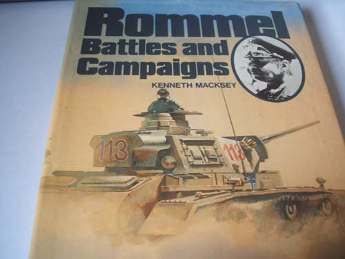 9780176007416: Rommel Battles and Campaigns
