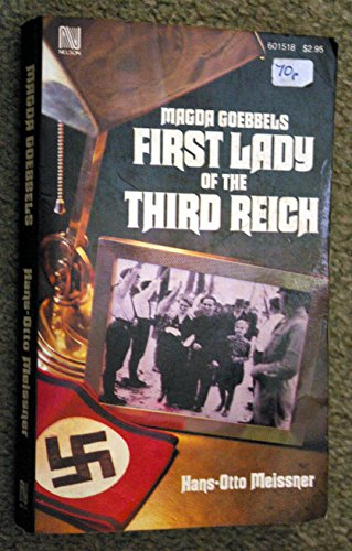 9780176015183: Magda Goebbels First Lady of the Third Reich