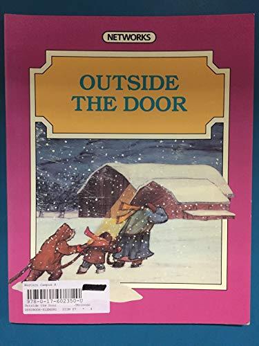 Outside the door: senior author ;