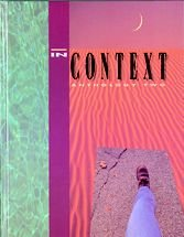 In Context Anthology Two: Clayton Graves &