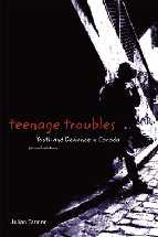 9780176041830: Teenage troubles: Youth and deviance in Canada (The Nelson crime in Canada series)