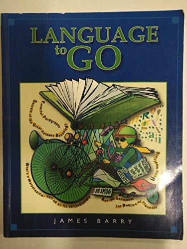 Language to Go: James Barry