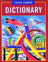 9780176047412: Young Canada dictionary