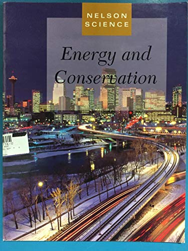 9780176057749: Nelson Science Energy and Conservation