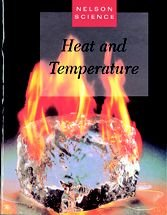9780176057824: Nelson Science 7/8 Heat and Temperature Student Text
