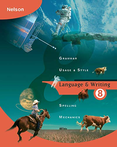9780176065720: Language & Writing 8 - Nelson Language & Writing