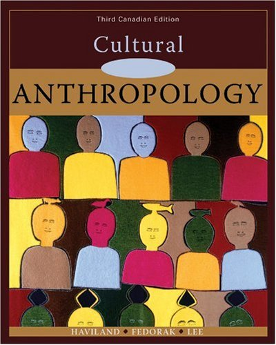 9780176102937: Cultural Anthropology: 0