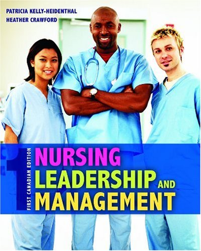 9780176103354: Nursing Leadership And Management
