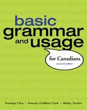 9780176103361: Basic Grammar and Usage for Canadians