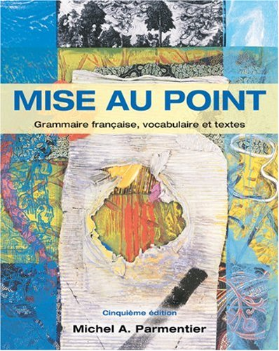 9780176103453: Mise Au Point 5th