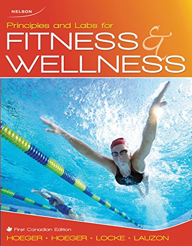 9780176104047: Principles and Labs for Fitness & Wellness